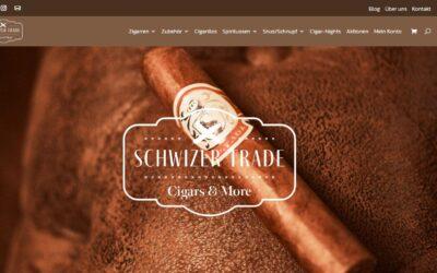 Neue Homepage und neuer Shop